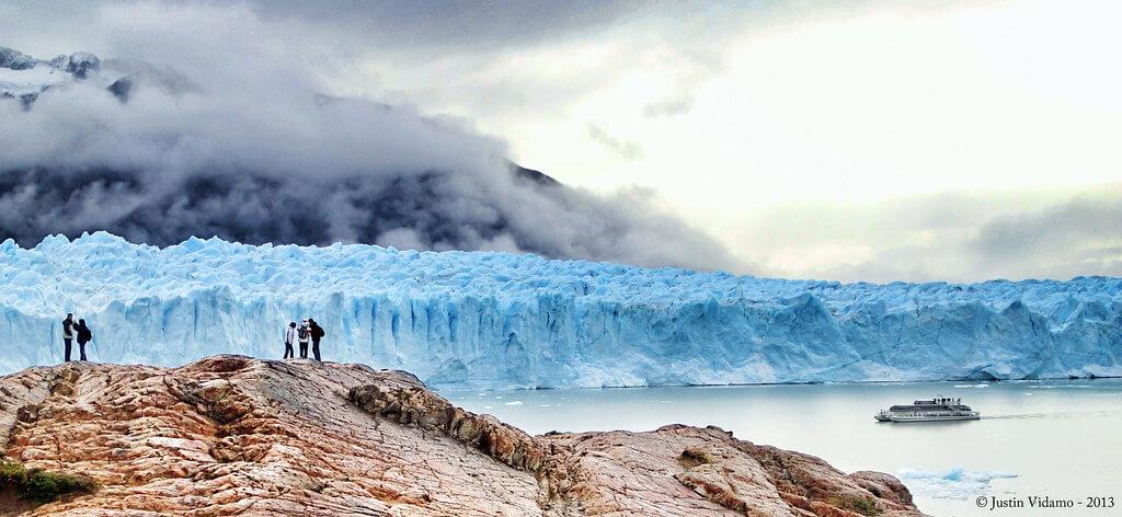 El Calafate : El Calafate Glacier