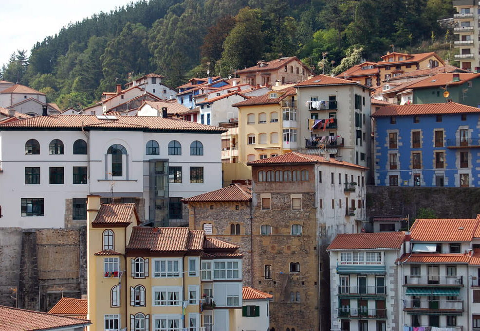 Espagne : couleurs murales