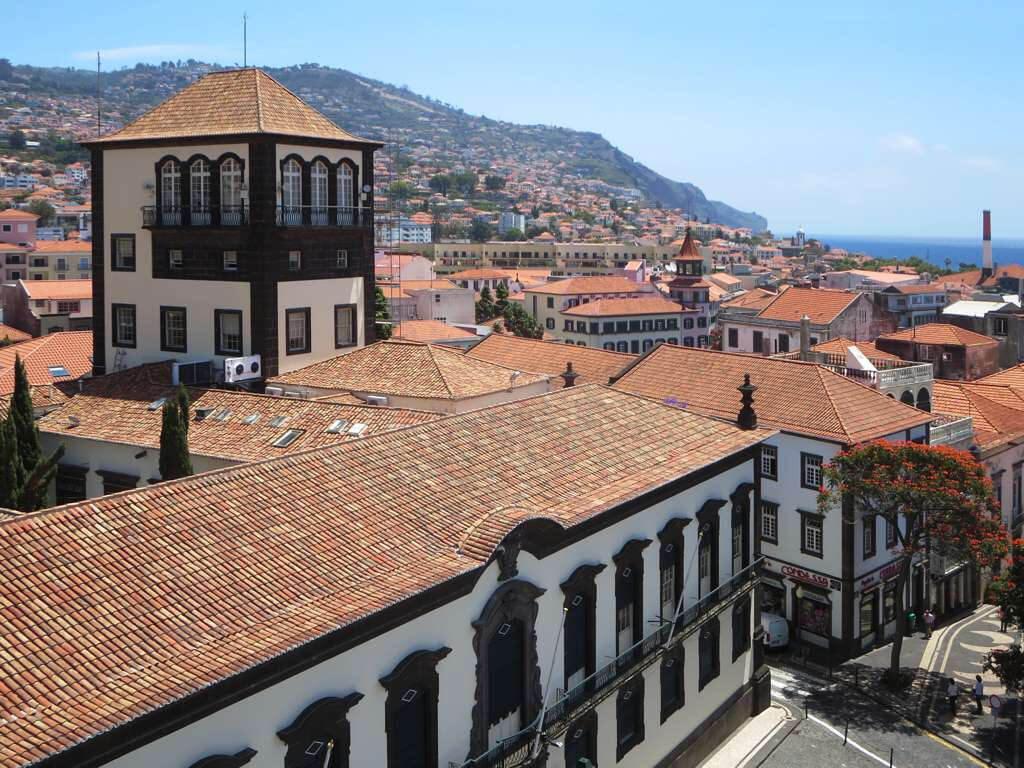 Funchal : Funchal Town Hall