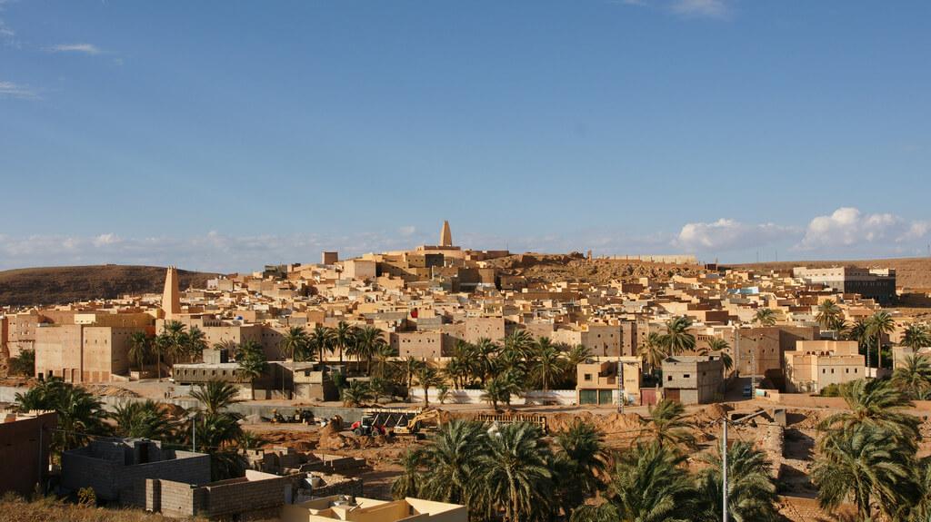 Ghardaia : Algérie