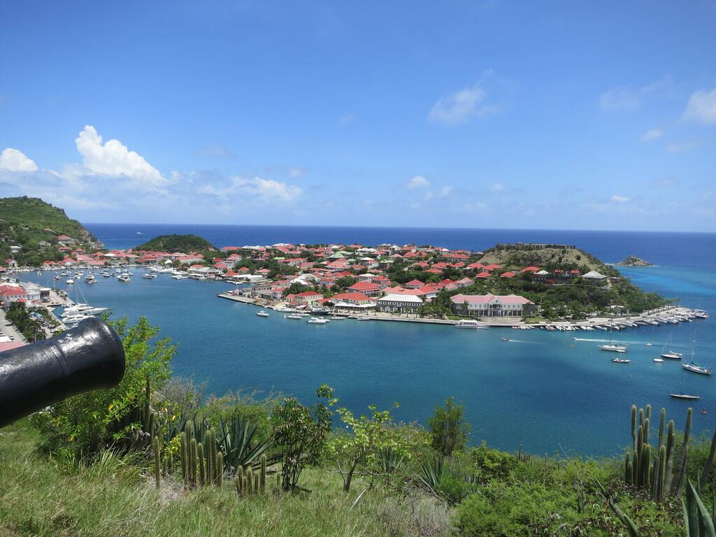 Gustavia : St Barth's Gustavia 01