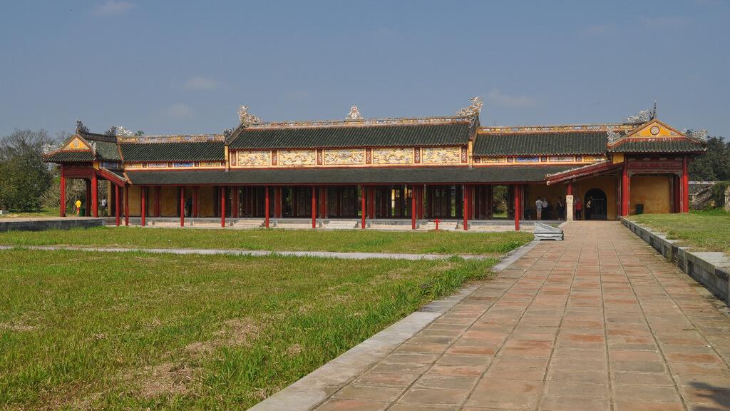 Hué : Imperial City, Hue, Vietnam