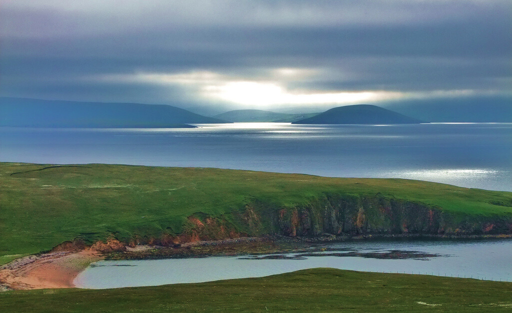 îles Shetland : More Shetland Magic Light