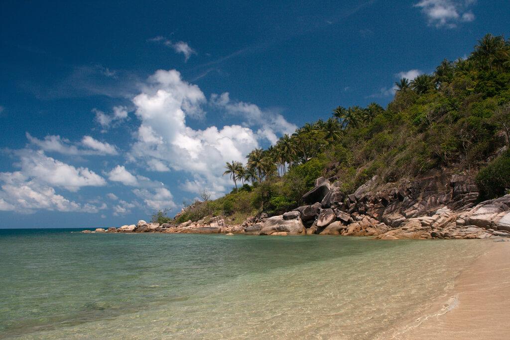 Koh Phangan : Bottle Beach