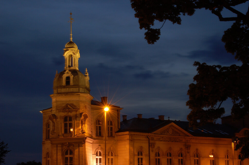 Koszalin : Pałac Młynarzy, Koszalin