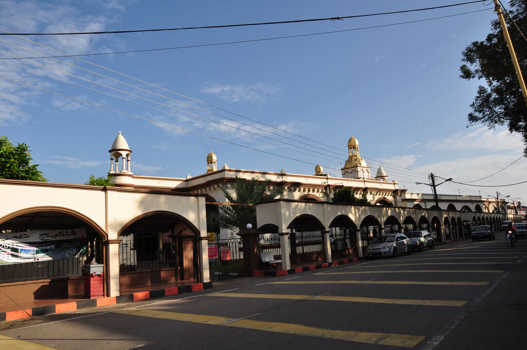 Kota Bharu : Kota Bharu