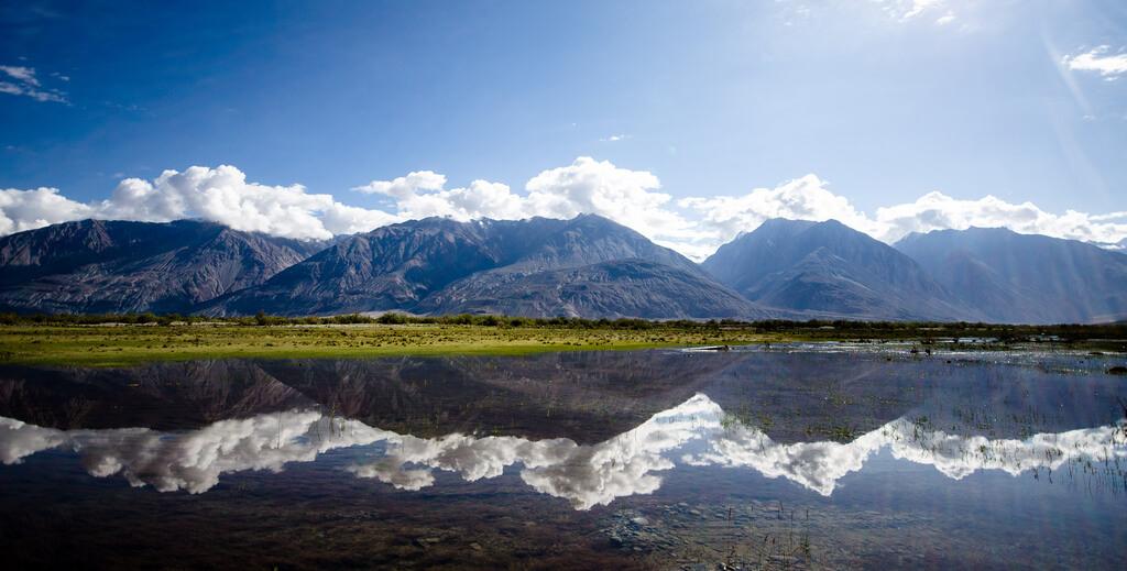 Ladakh : Nubra Valley, Ladakh