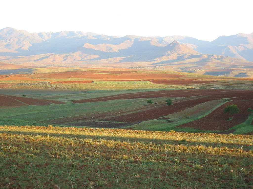 Lesotho : Landscape in the Mountain Kingdom