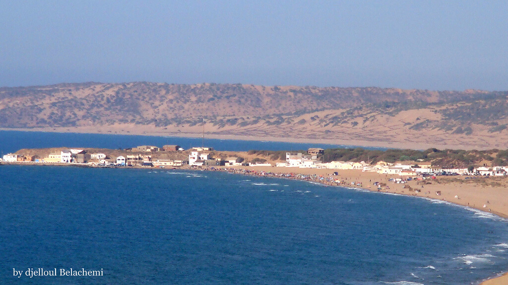 Libye : Hadjaj plage