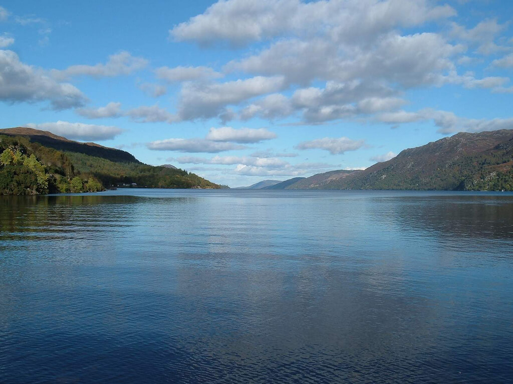 Loch Ness (lac) : Loch Ness from Fort Augustus  Scotland