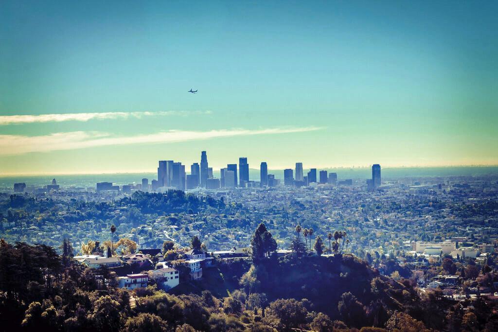 Los Angeles : Los Angeles Skyline