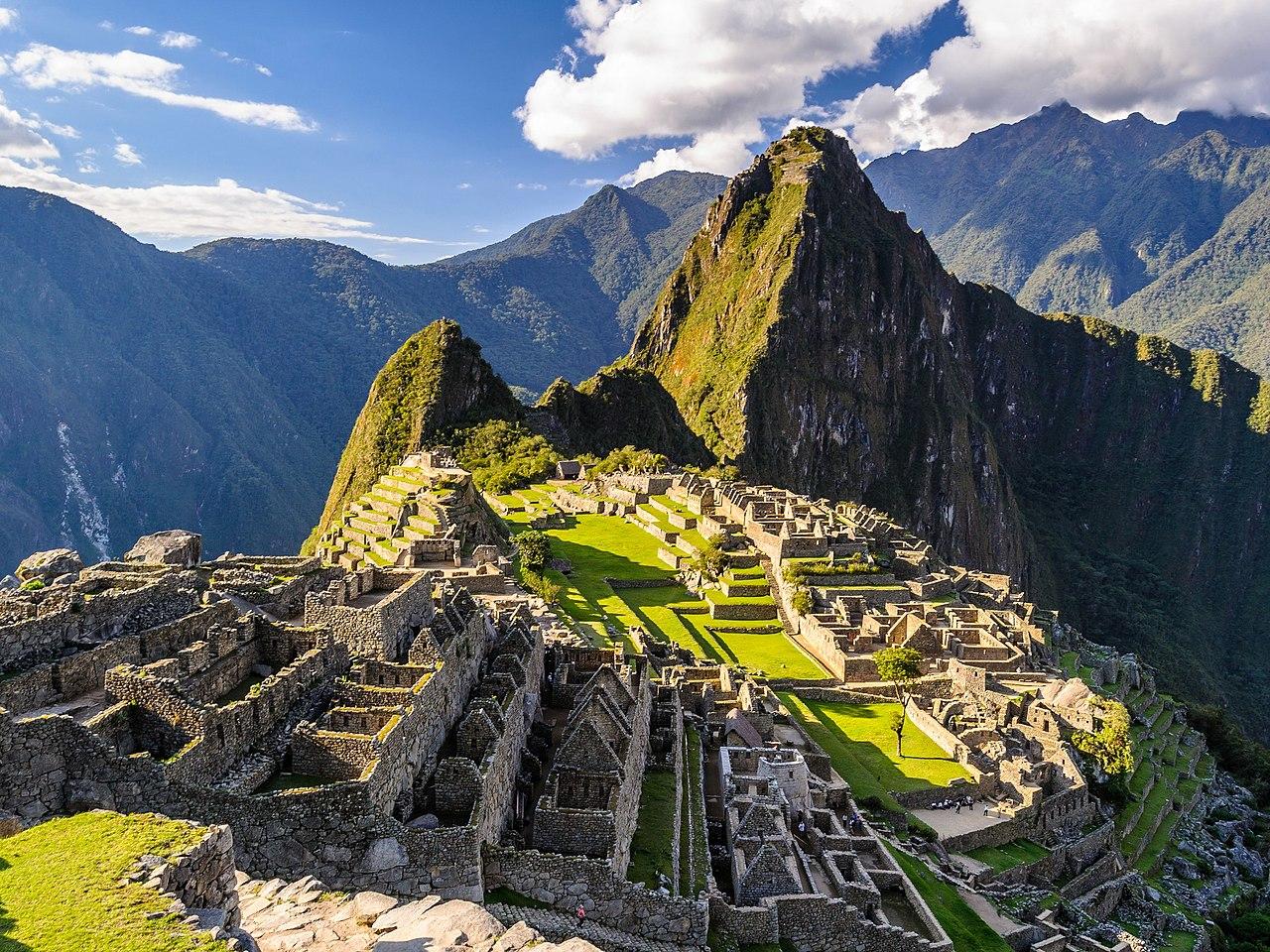 Machu Picchu : Peru-237 - Machu Picchu