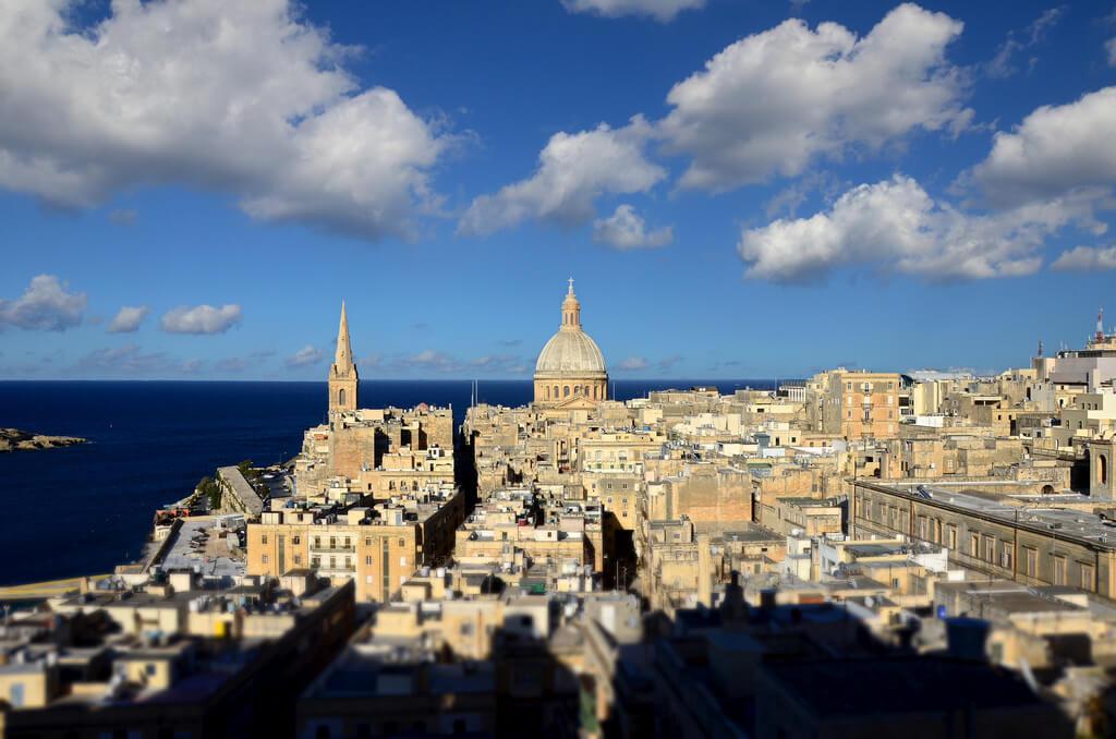 Malte : Malta, Valletta