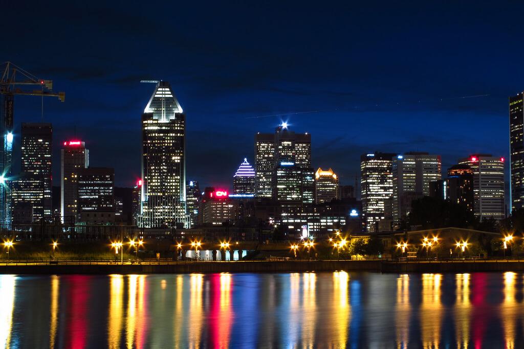 Montréal : Montreal the beautiful