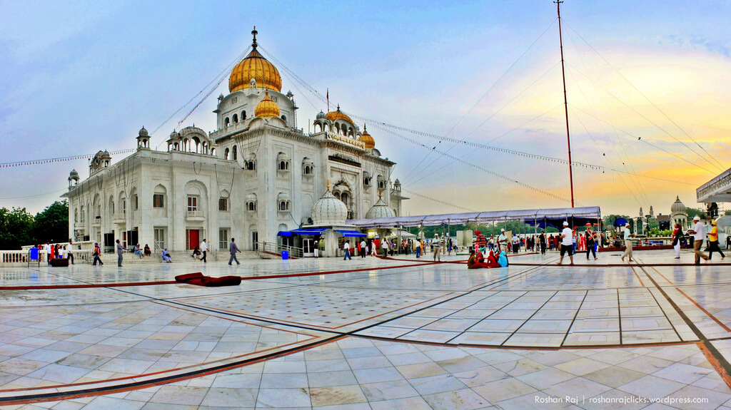 New Delhi : Gurudwara Bangla Sahib, New Delhi