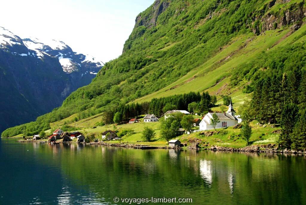 Norvège : Sognefjord - Norvège