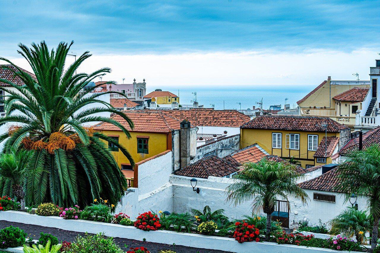 Paysage de Tenerife