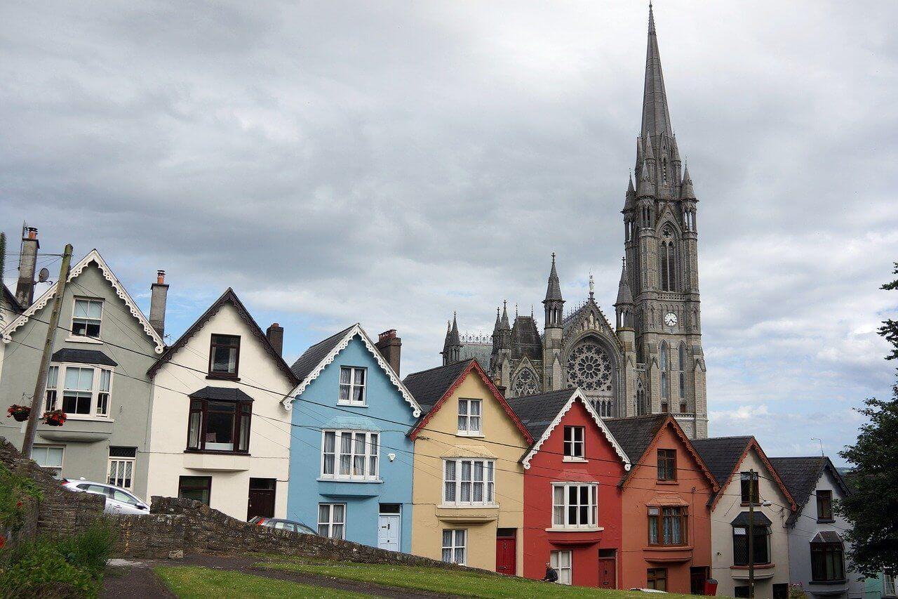 Photo de : En voir de toutes les couleurs à Cork