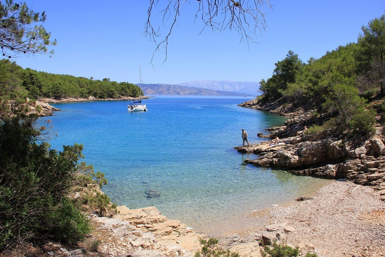 Photo de : Sillonner les îles de la Croatie