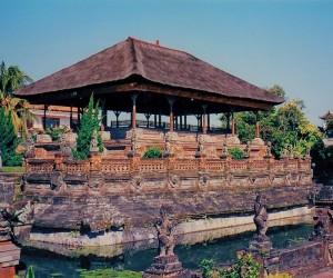 Le palais de Klungkung