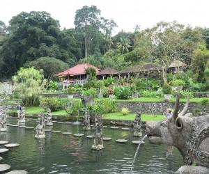 Le temple de Tirtagangga