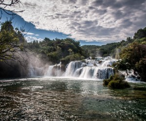Le parc national Krka