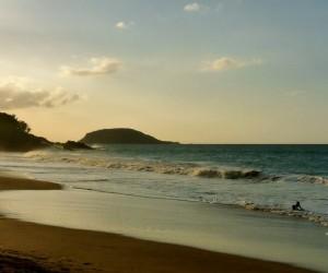 La plage Cluny