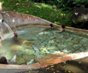 Le bain des Amours