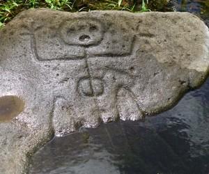 Le parc archéologique des roches gravées (Trois-Rivières)
