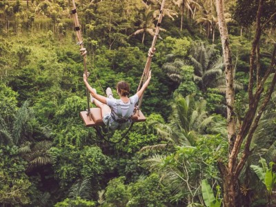 Photo de : Bali Swing (Bongkasa Pertiwi)