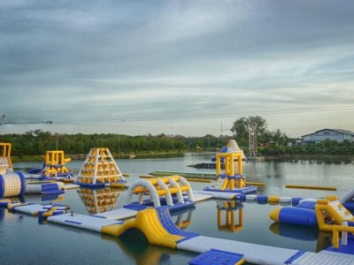 Photo de : Bali Wake Park (Pedungan)