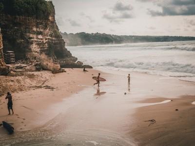 Photo de : La plage d'Uluwatu