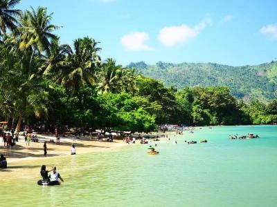 Photo de : La plage de Pasir Putih