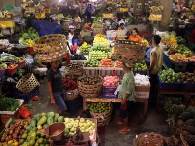 Photo de : Le marché de Badung