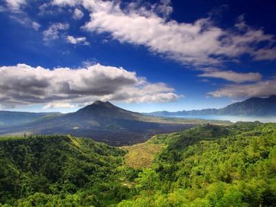 Photo de : Le Mont Batur