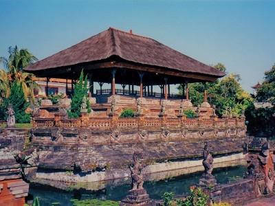 Photo de : Le palais de Klungkung