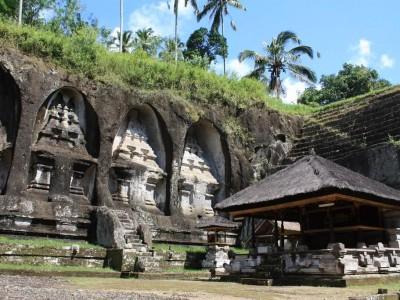 Photo de : Le temple de Gunung Kawi