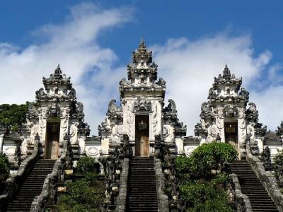 Photo de : Le temple de Lempuyang