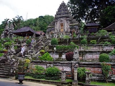 Photo de : Le temple de Pura Kehen