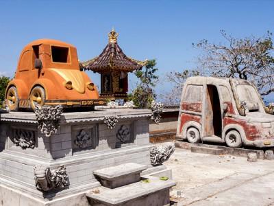 Photo de : Le temple de Pura Paluang