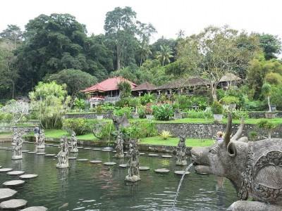 Photo de : Le temple de Tirtagangga
