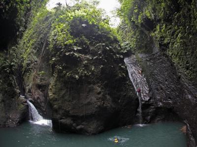 Photo de : Les cascades Aling Aling