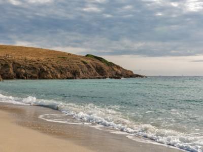 La plage Capo di Feno