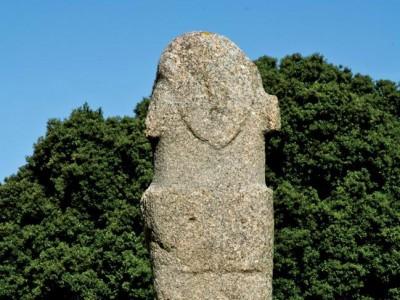 La statue menhir d'U Scumunicatu