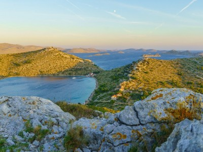 Photo de : L'archipel des Kornati