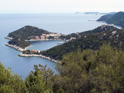 Photo de : L'île de Lastovo