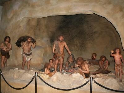 Le musée de l'Homme de Neandertal (Krapina)