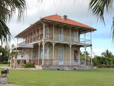 Photo de : L'habitation Zévallos (Le Moule)
