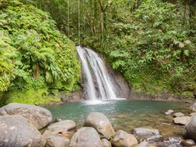 Photo de : La cascade aux écrevisses