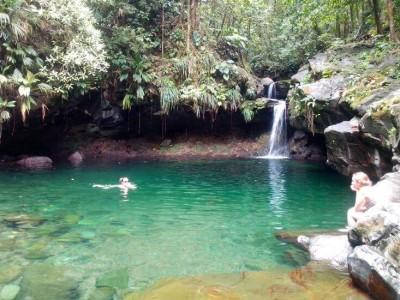 Photo de : Le bassin Paradis